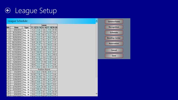 Stembridge Software - BowlSec - Getting Started